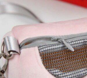 Прелестная миниатюрная переноска для мышки, бурундучка или хомячка