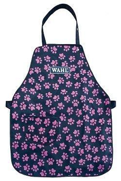 Wahl Logo Aprons pocket фартук с лапами (с розовыми лапками)