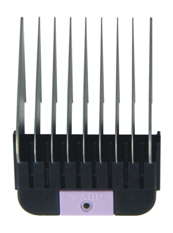 Wahl металлическая насадка 19 мм для машинок Moser Max45/ Max50 / КМ2 / КМ5 / КМ10