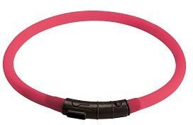 Hunter cветящийся шнурок на шею LED Yukon  розовый