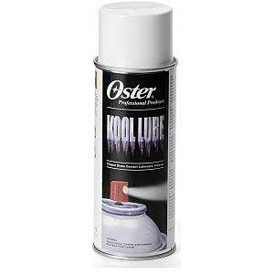 OSTER Kool Lube охлаждающая и очищающая жидкость для ножевых блоков в спрее