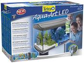 Tetra AquaArt LED Tropical аквариумный комплекс 60 л с LED освещением.