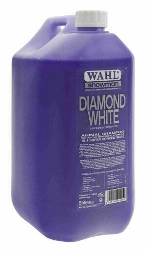 Wahl Diamond White концентрированный шампунь для животных светлых окрасов