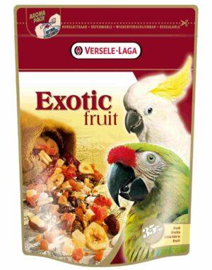 VERSELE-LAGA лакомство Exotic Fruit для крупных попугаев с фруктами