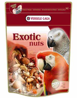 VERSELE-LAGA лакомство Exotic Nuts для крупных попугаев с орехами