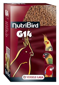 VERSELE-LAGA гранулированный корм для средних попугаев NutriBird Original