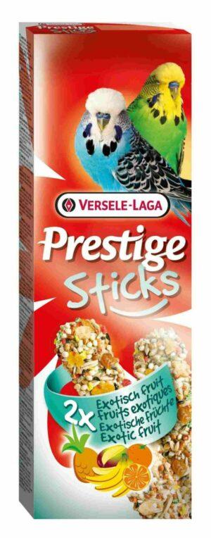 VERSELE-LAGA палочки для волнистых попугаев Prestige с экзотическими фруктами