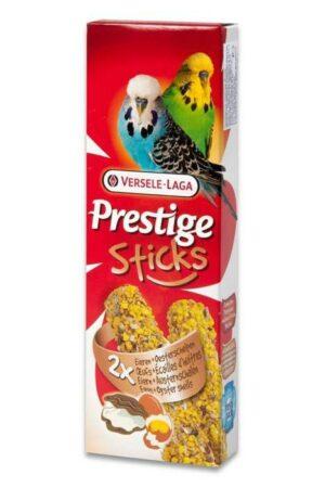 VERSELE-LAGA палочки для волнистых попугаев Prestige с яйцом и ракушечником
