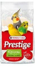 VERSELE-LAGA песок для птиц Prestige Kristal Shell Sand с ракушечником белый
