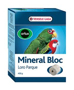 VERSELE-LAGA минеральный блок для средних и крупных попугаев Orlux Mineral Bloc