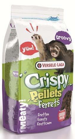 VERSELE-LAGA корм для хорьков Crispy Pellets Ferrets гранулированный