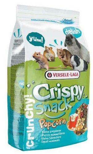 VERSELE-LAGA дополнительный корм для грызунов с попкорном Crispy Snack Popcorn
