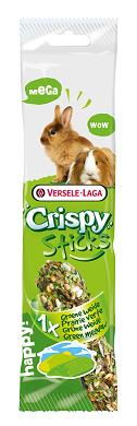"""VERSELE-LAGA палочка для кроликов и морских свинок Crispy МЕГА """"Зеленый луг"""""""