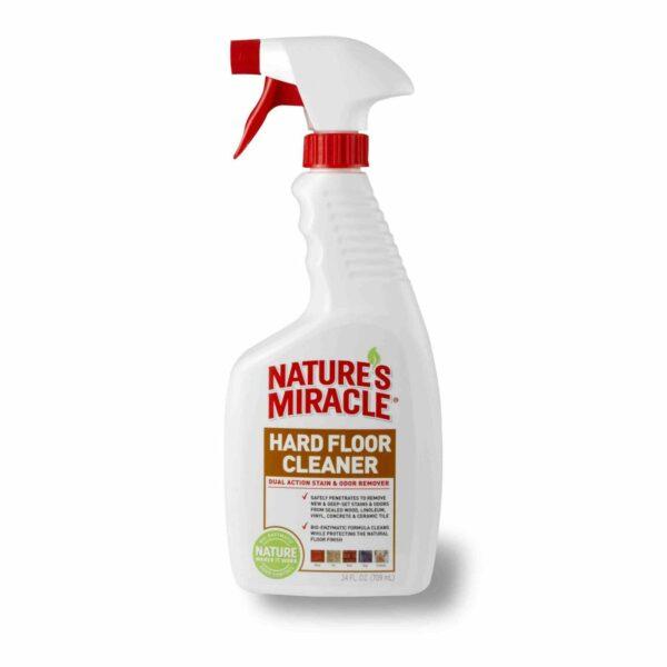 8in1 средство от пятен и запахов NM Hard Floor Cleaner для твердых покрытий полов