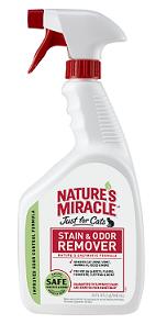 8in1 уничтожитель пятен и запахов от кошек NM Remover Spray