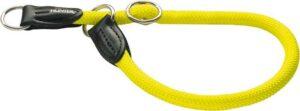 Hunter ошейник-удавка для собак Freestyle Neon 55/10