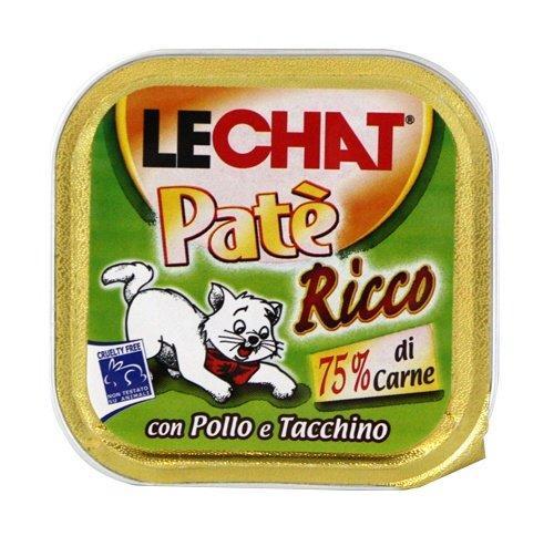 Lechat консервы для кошек курица/индейка