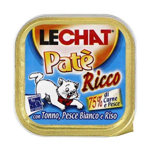 Lechat консервы для кошек тунец/океаническая рыба/рис