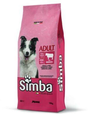 Simba Dog корм для собак с говядиной