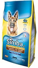 Simba Dog корм для собак с курицей