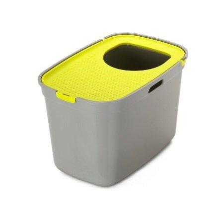 Moderna био-туалет Top Cat  вертикальный вход, серо-лимонный