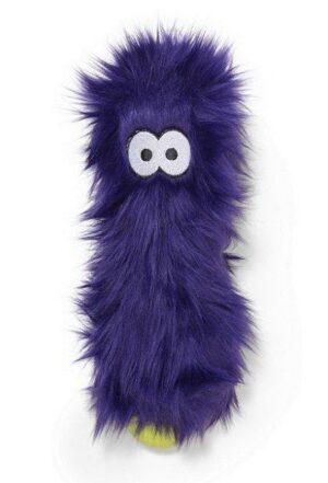 Zogoflex Rowdies игрушка плюшевая для собак Custer  фиолетовая