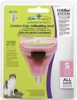 FURminator FURflex насадка против линьки  для маленьких кошек