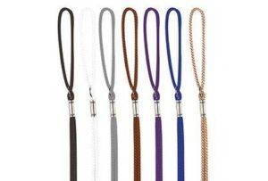 SHOW TECH нейлоновая ринговка  круглая фиолетовая