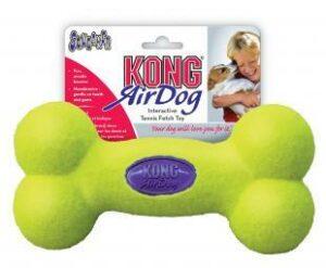 """KONG игрушка для собак Air """"Косточка"""" средняя"""