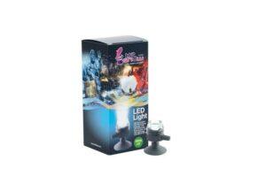 H2SHOW подсветка для аквариумов и аэраторов LED Light зеленая