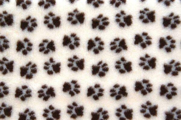 ProFleece коврик меховой В Клетку  розовый/угольный
