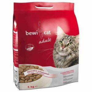 Корм Bewi Cat Adult для взрослых кошек на основе курицы