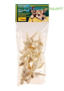 Титбит 319250 Лапки куриные ХXL (мягкая упаковка)  *30
