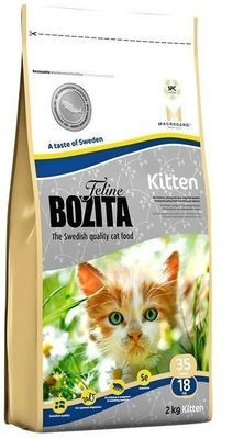 BOZITA Funktion Kitten сух.корм д/КОТЯТ и Беременных кошек
