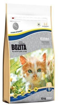 BOZITA Funktion Kitten сух.корм д/КОТЯТ и Беремнных кошек
