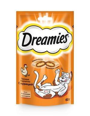 DREAMIES c курицей
