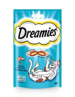 DREAMIES с лососем