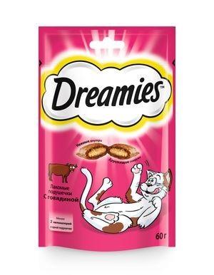 DREAMIES с говядиной