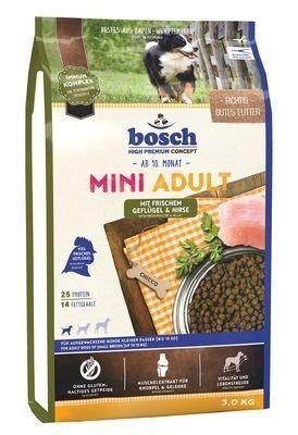 Bosch Mini Adult Poultry&Millet