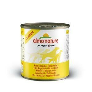 ALMO NATURE CLASSIC кон. д/собак с куриным филе 95гр*24 5500/0769