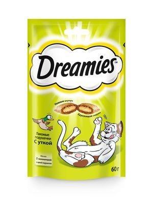 DREAMIES с уткой