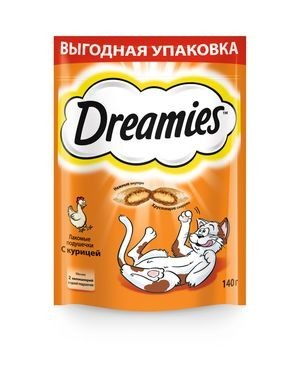 DREAMIES с курицей