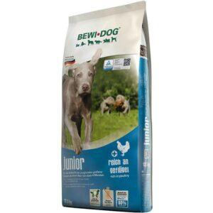 Сухой корм Bewi Dog Junior для щенков крупных пород, начиная с 4-х месячного возраста