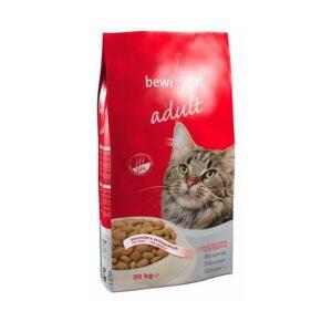 Сухой корм Bewi Cat Adult Poultry для взрослых кошек на основе курицы