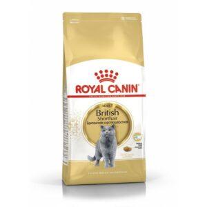 Сухой корм Royal Canin British Shorthair Adult для взрослых кошек породы британской короткошерстной