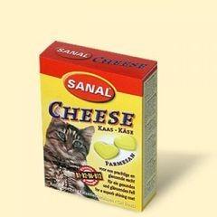Санал д/кошек Сыр 40таб.*20