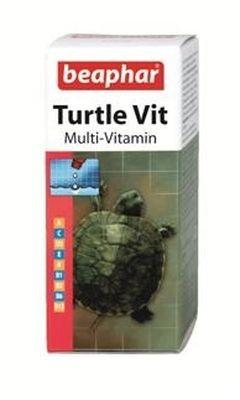"""12555 Беафар Витамины д/черепах """"Turtle Vitamine"""" 20мл*6/72"""