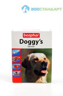 11519 Беафар Лакомство Senior Doggy's д/собак 75таб.*12/144