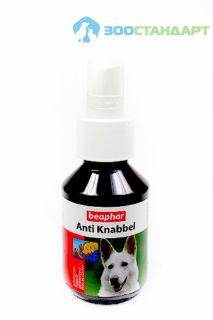 12552 Беафар Спрей от погрызов для собак Anti Knabbel, 100 мл *6/36