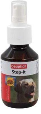 12551 Беафар Stop-IT Спрей д/собак отпугивающий 100мл*6*36